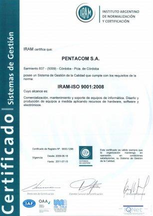 PENTACOM1c